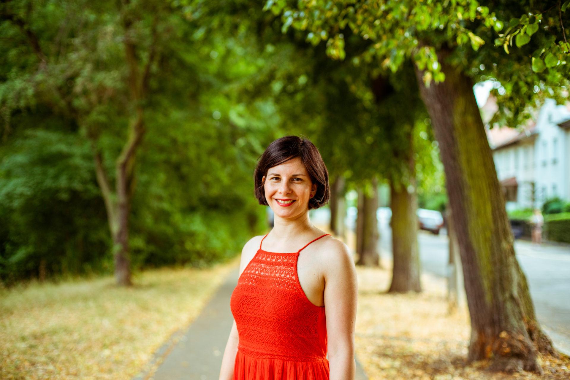 Julia Purrmann Portrait
